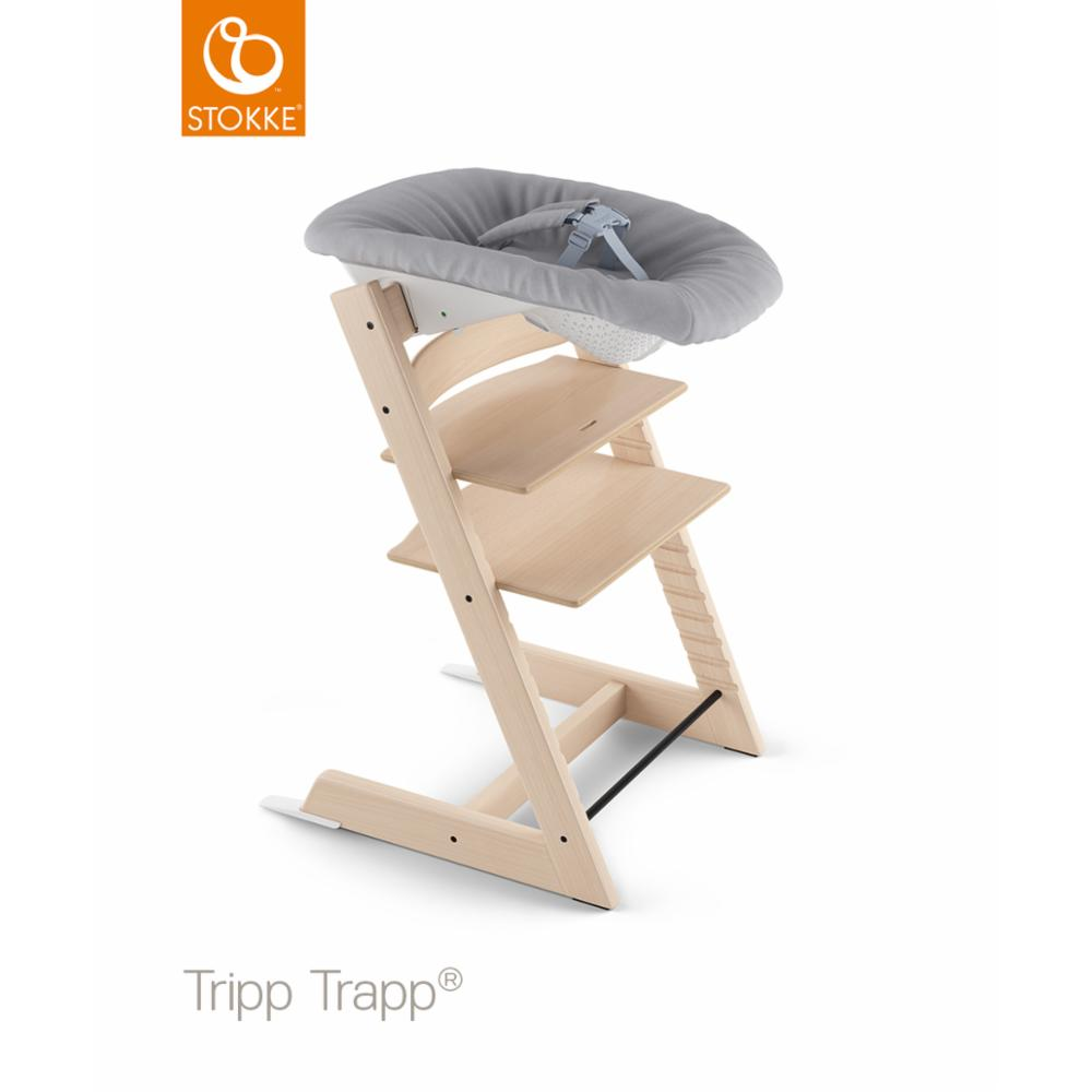 Stokke Tripp Trapp Newborn  2019 Set GREY