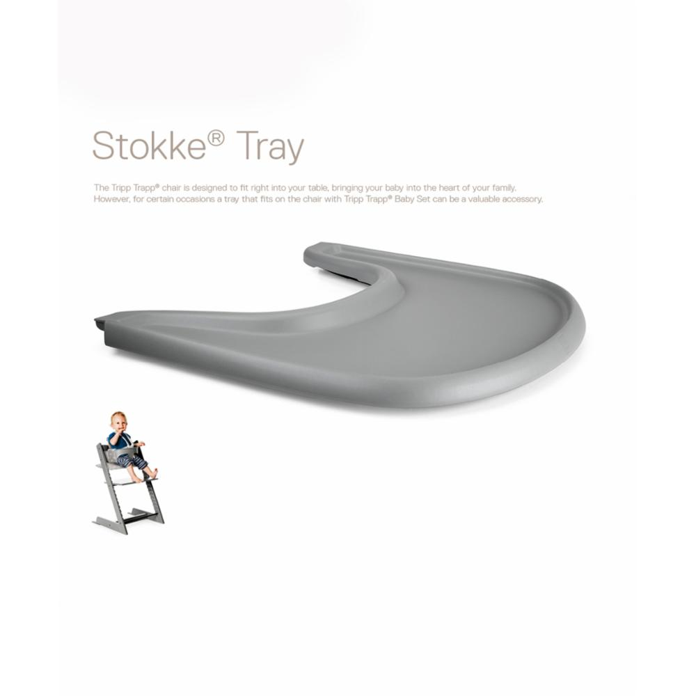Stokke Tray Tarjotin, Grey