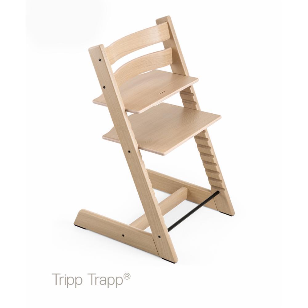 Syöttötuoli Stokke Tripp Trapp OAK, Natur