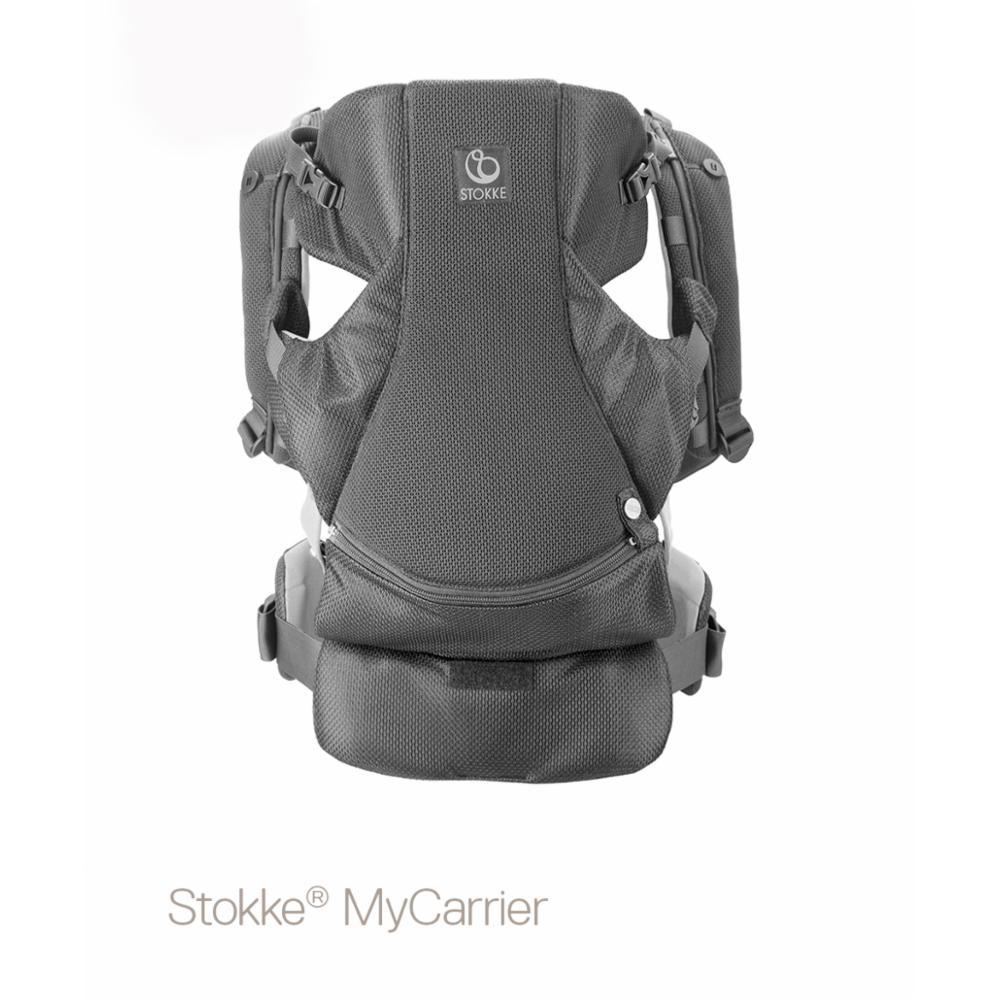 Kantoreppu Stokke MyCarrier Front carrie, Grey mesh