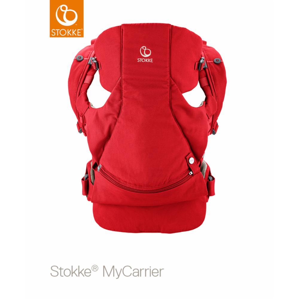 Kantoreppu Stokke MyCarrier Front carrier, Red