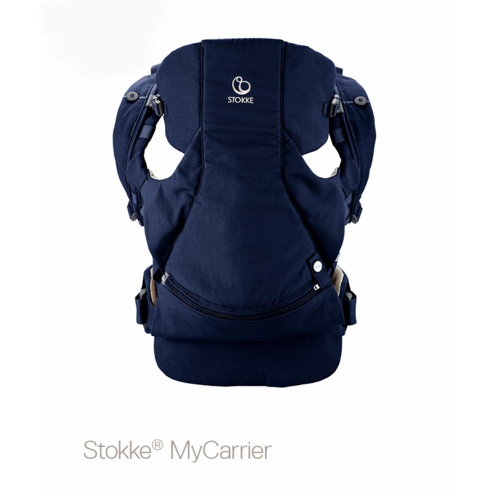 Kantoreppu Stokke MyCarrier Front carrier, blue