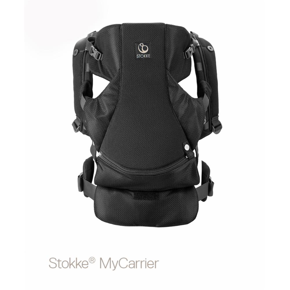 Kantoreppu Stokke MyCarrier Front carri, Mesh black