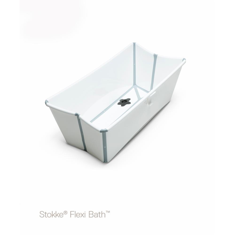 Taittuva amme Stokke Flexi Bath, Valkoinen