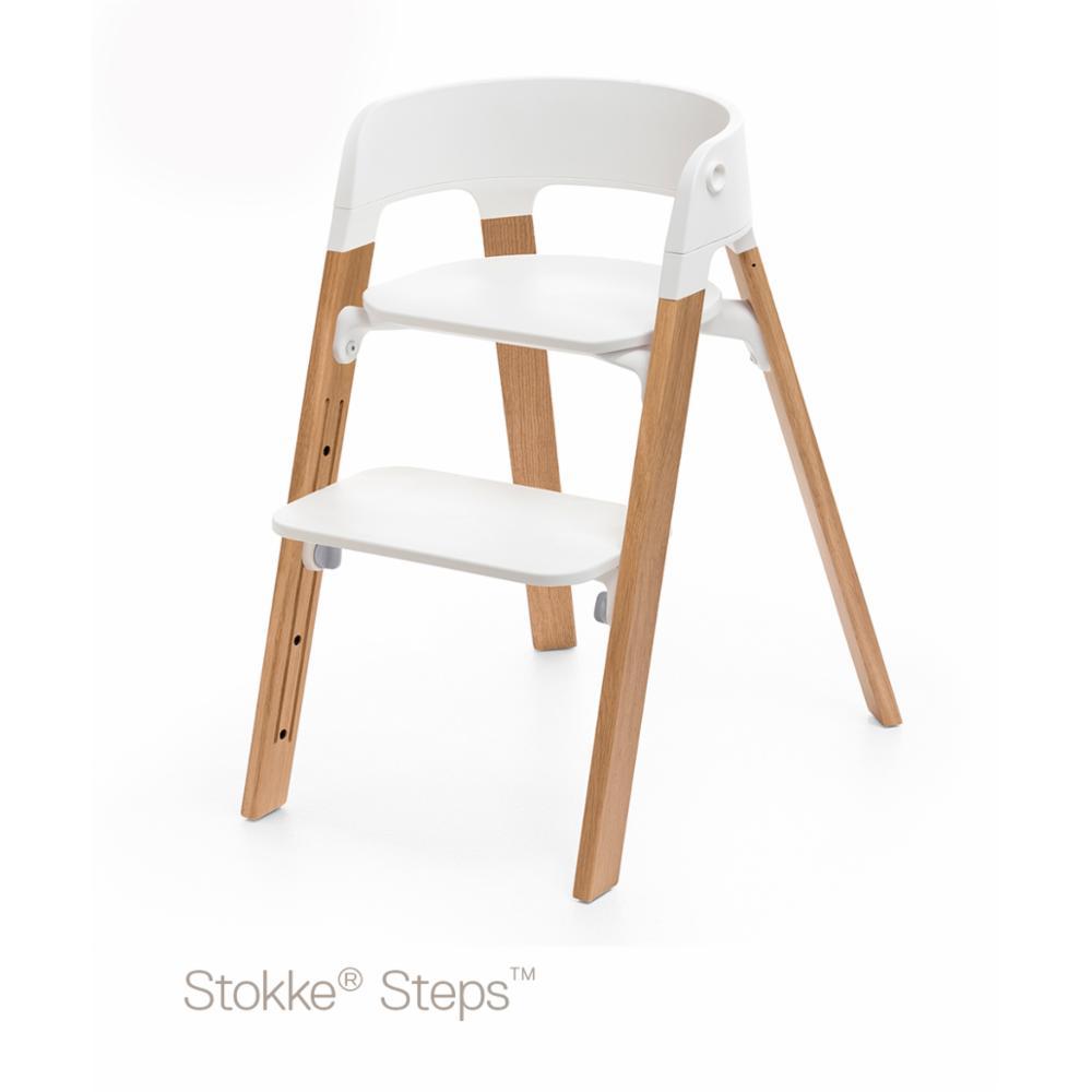 Stokke Steps Legs Oak Wood