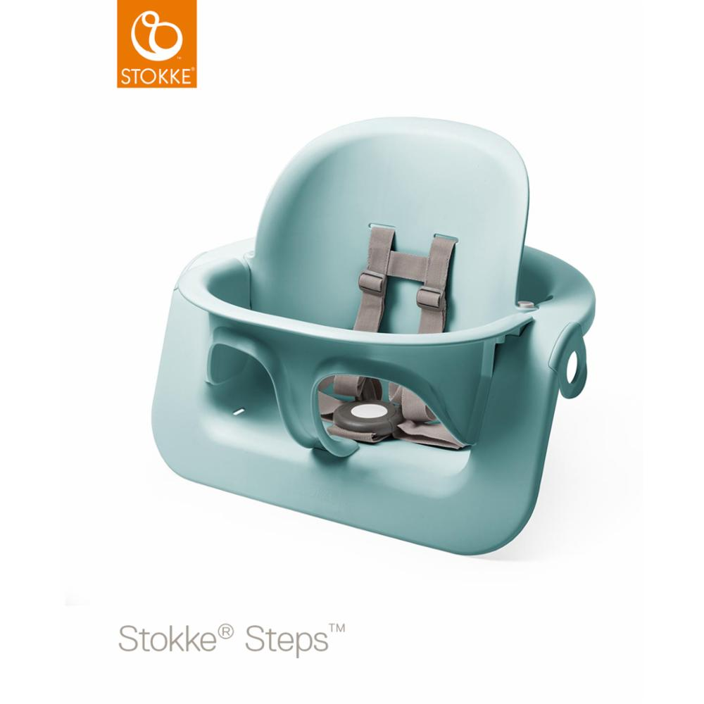 Stokke Steps Baby set, Aqua blue