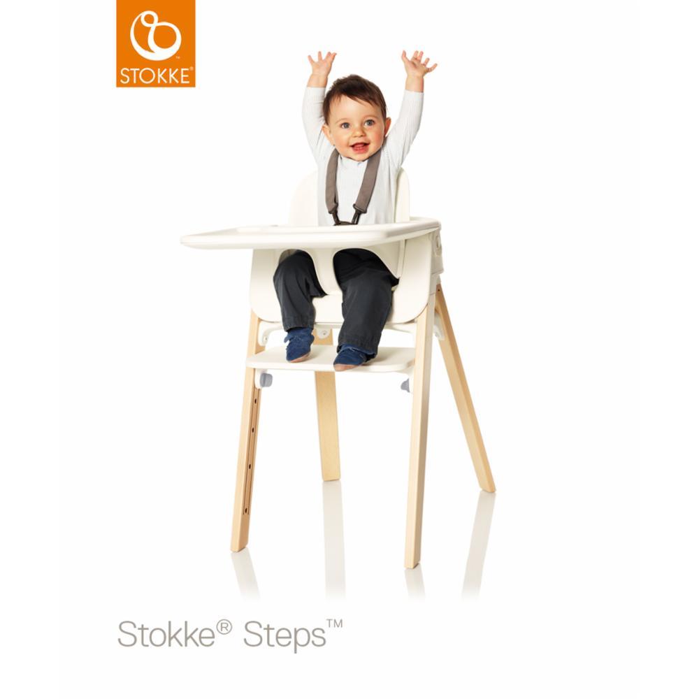 Stokke Steps Baby set, Valkoinen