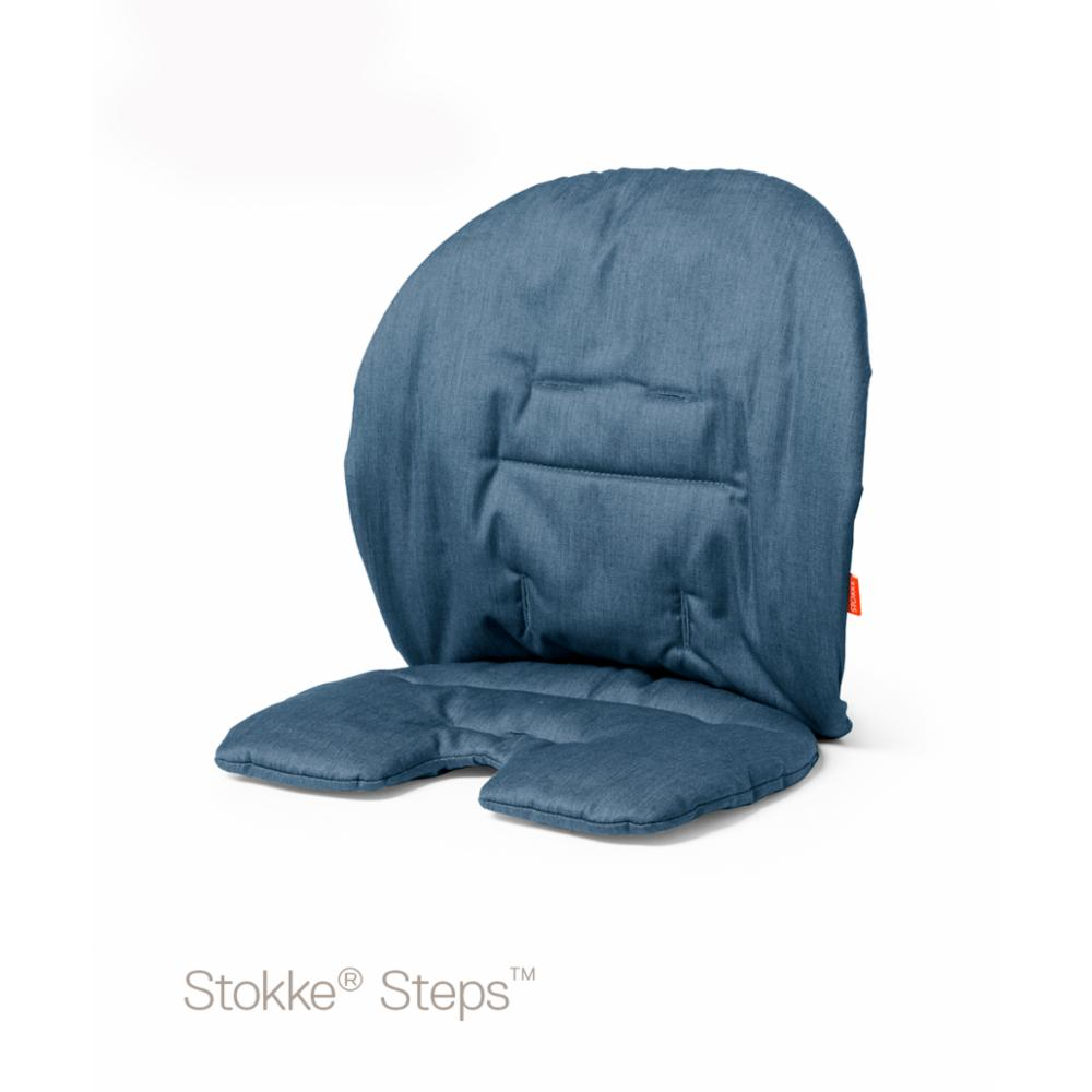 Stokke Steps Cushion, Blue