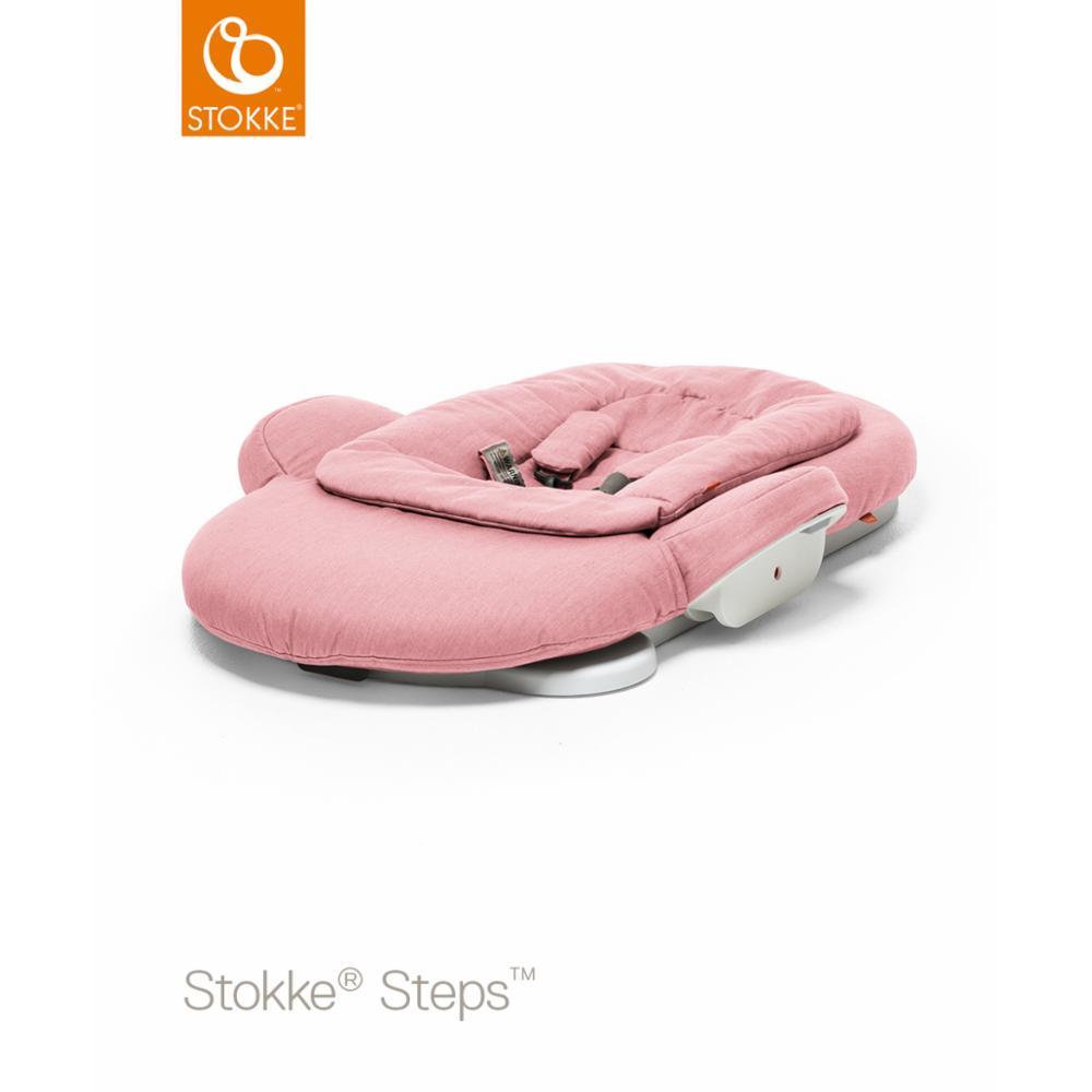 Babysitteri Stokke Steps Bouncer, Pink