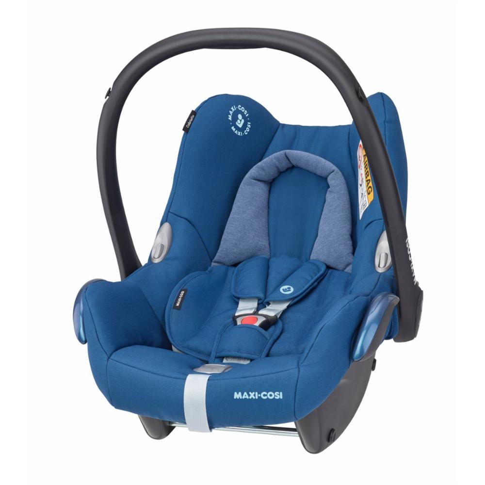 Turvakaukalo Maxi-Cosi CabrioFix 0+, Essential Blue