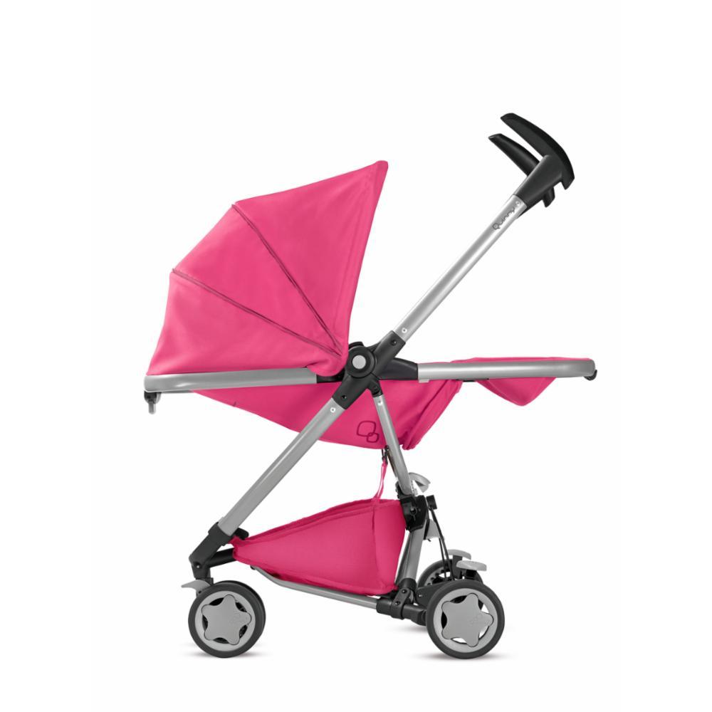 Matkarattaat Quinny Zapp XTRA 2, Pink passion