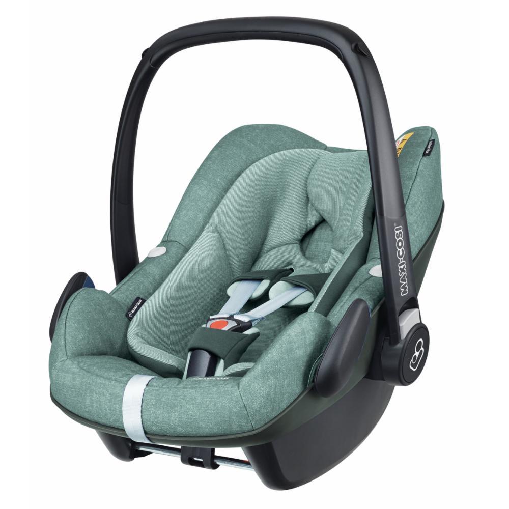 Infant Car Seat Maxi Cosi Pebble Plus I Size Nomad Green