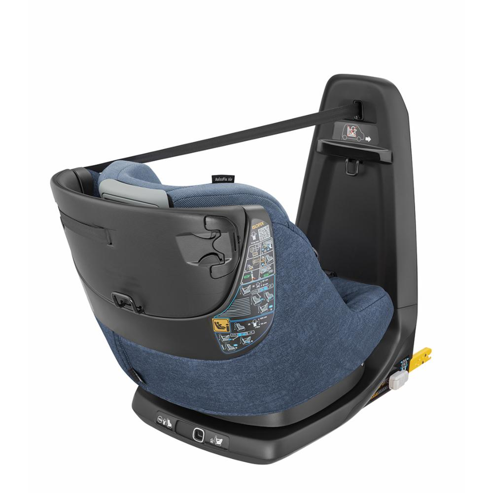 Turvaistuin Maxi-Cosi AxissFix AIR 0-18, Nomad Blue