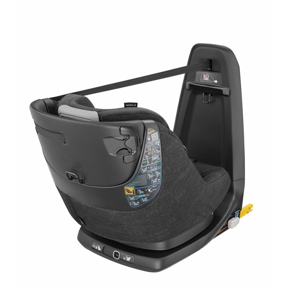 Turvaistuin Maxi-Cosi AxissFix AIR 0-18, Nomad Black