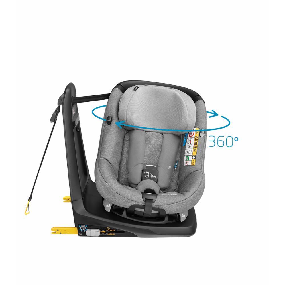 Turvaistuin Maxi-Cosi AxissFix AIR 0-18, Nomad Grey