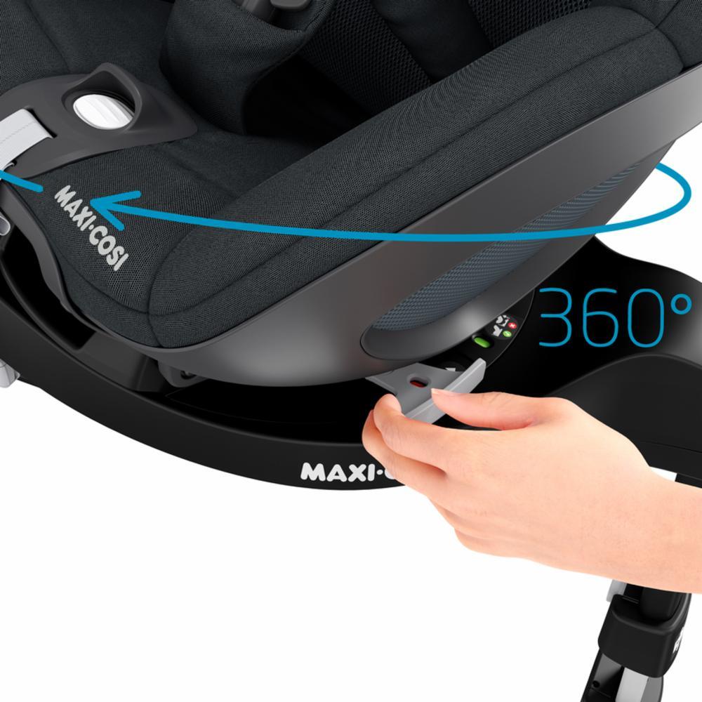 Maxi-Cosi FamilyFix 360 jalusta