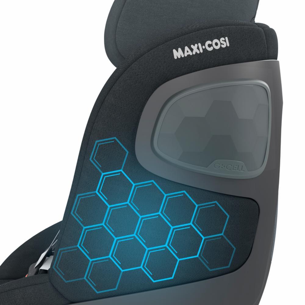 Maxi-Cosi Pearl 360, Authentic Graphite