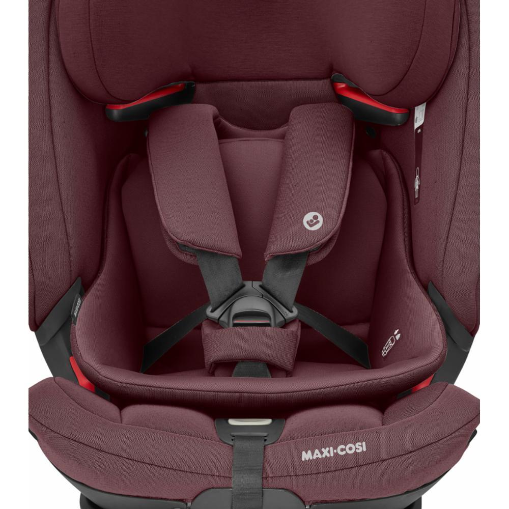 Turvaistuin Maxi-Cosi Titan PRO 9-36kg, Authentic Red