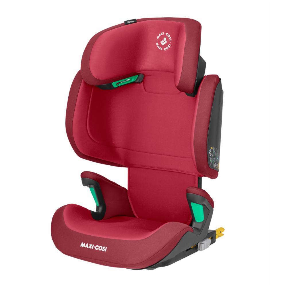 Turvavyöistuin Maxi-Cosi Morion i-Size, Basic Red