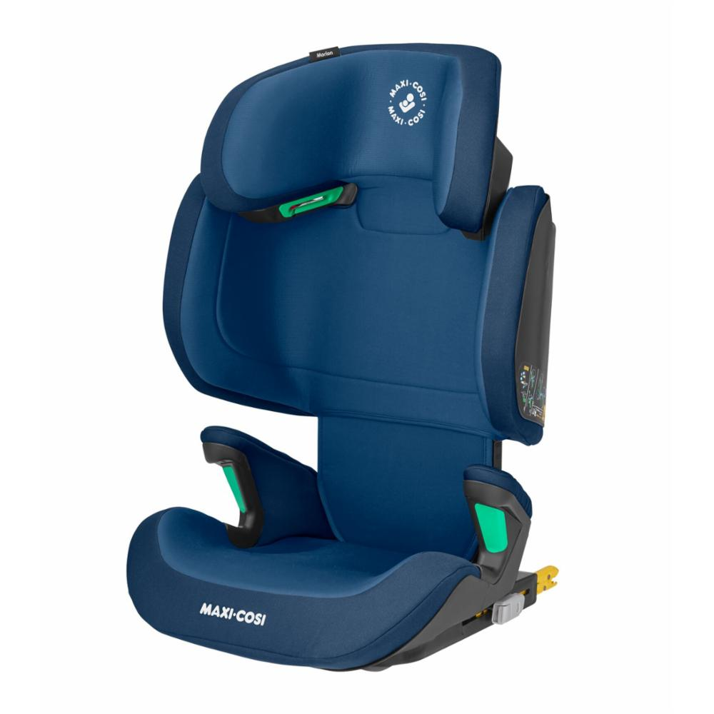 Turvavyöistuin Maxi-Cosi Morion i-Size, Basic Blue