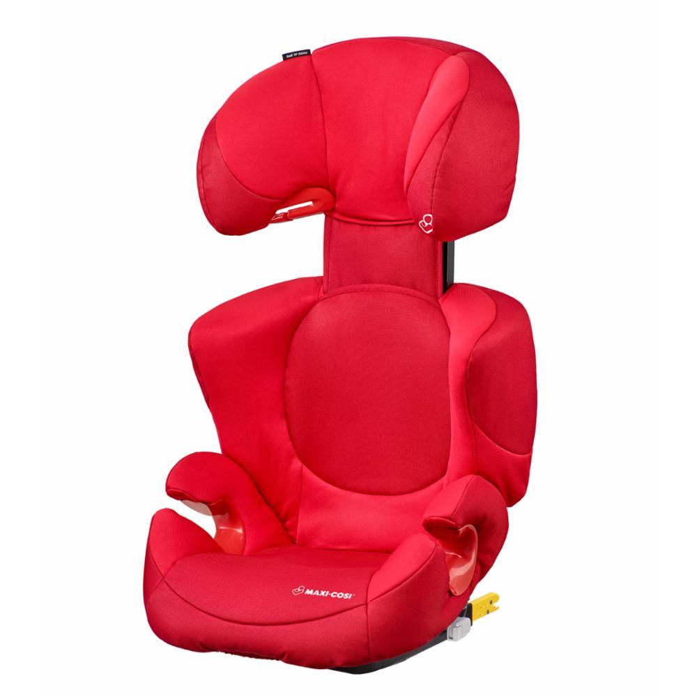 Turvavyöistuin Maxi-Cosi Rodi XP isofix 15-36kg, Poppy Red
