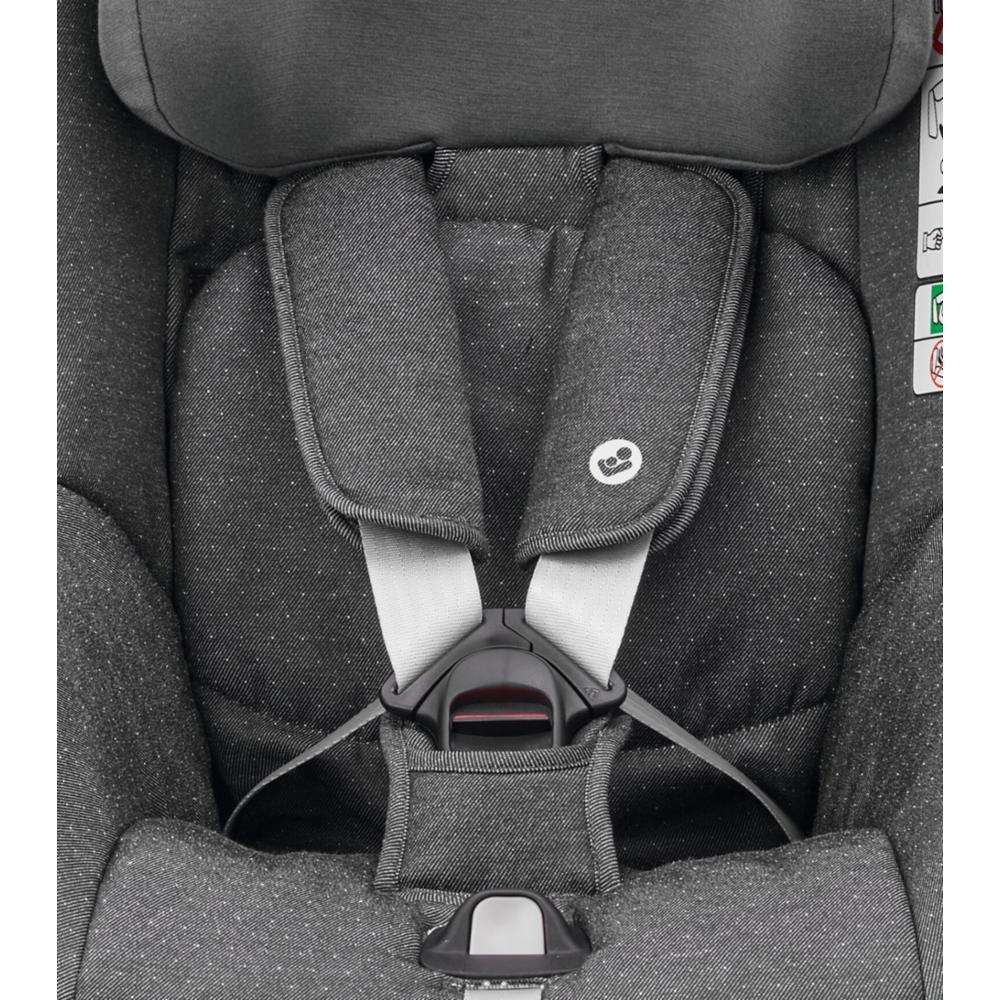 Turvaistuin Maxi-Cosi Pearl Smart, Sparkling Grey
