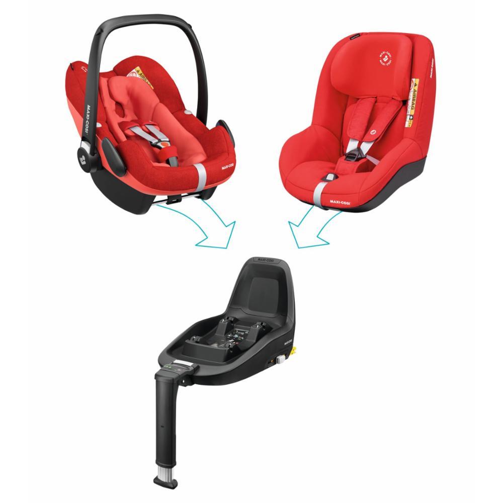 Turvaistuin Maxi-Cosi Pearl Smart, Nomad Red