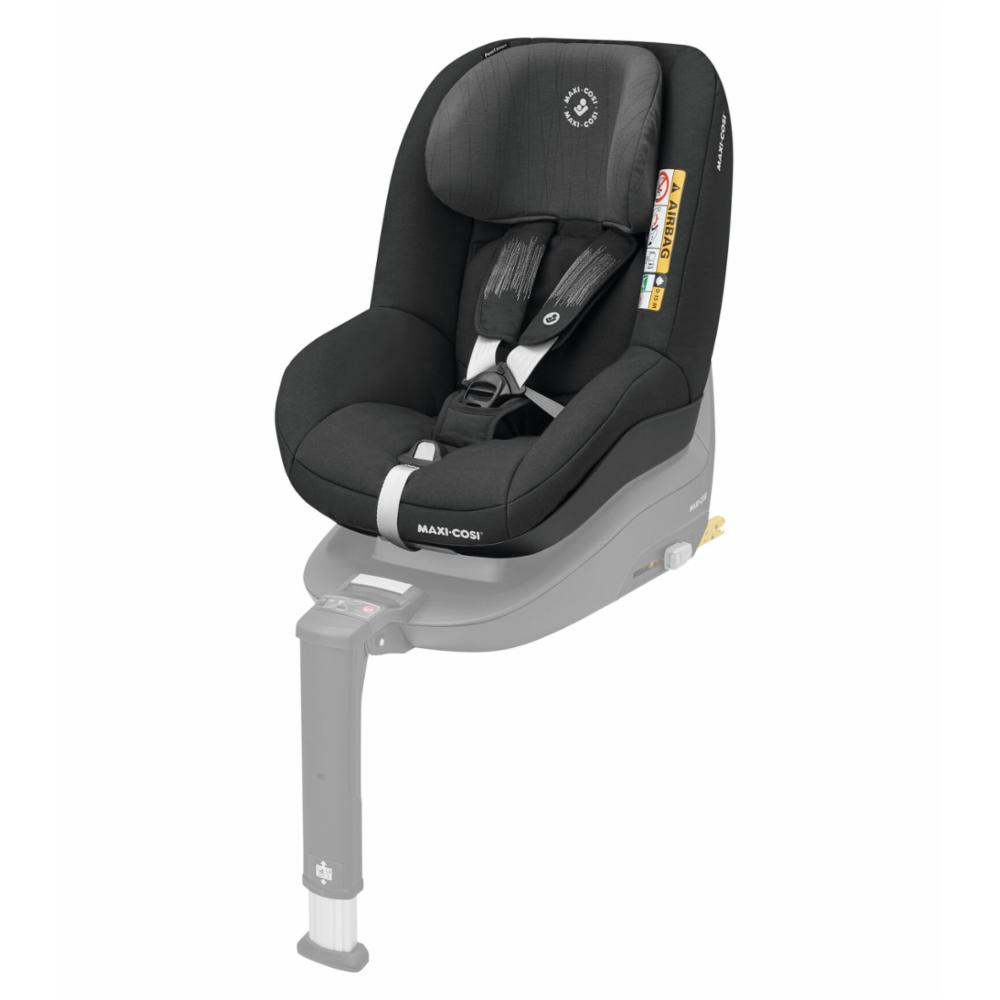 Turvaistuin Maxi-Cosi Pearl Smart, Frequency Black