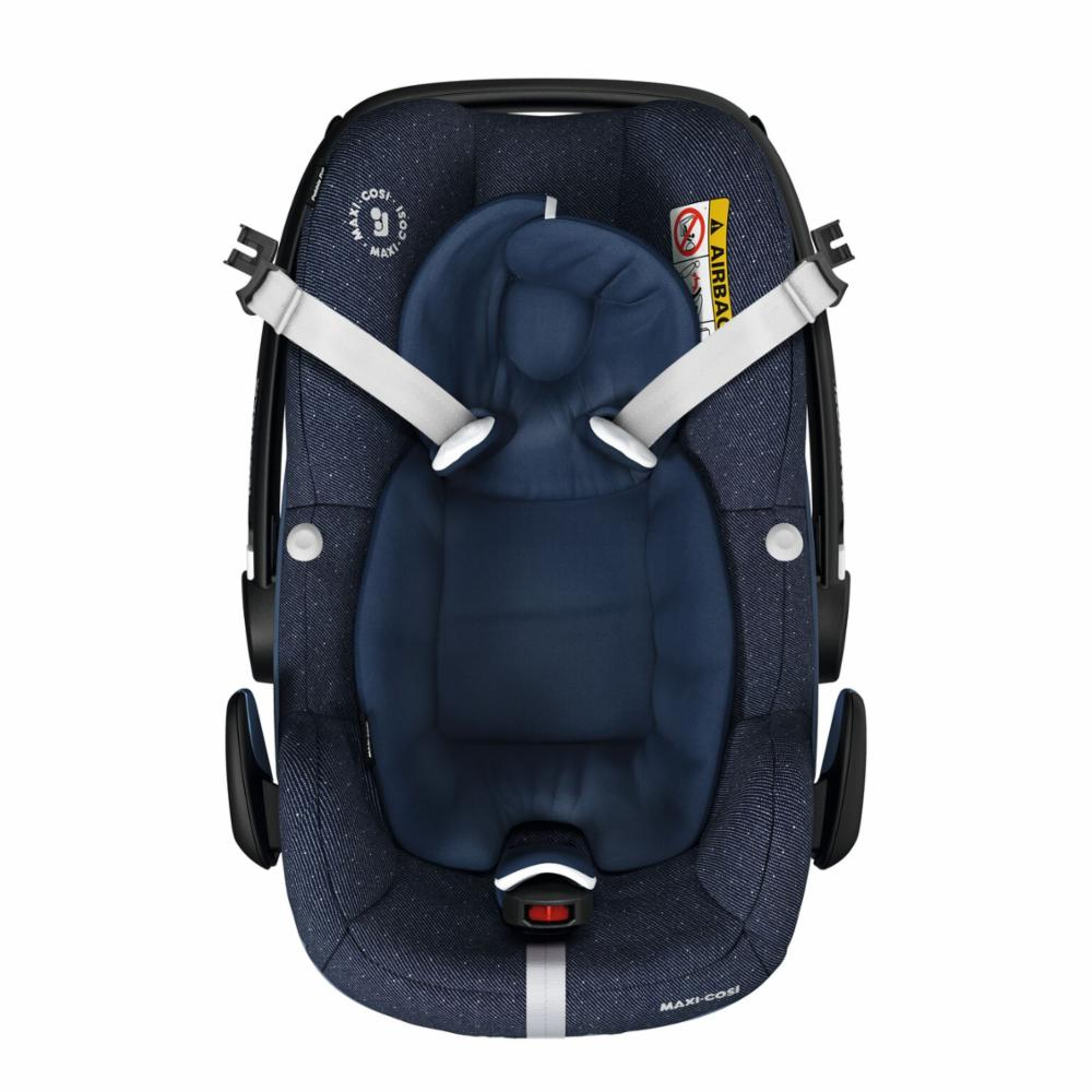 Turvakaukalo Maxi-Cosi Pebble Pro I-Size, Sparkling Blue