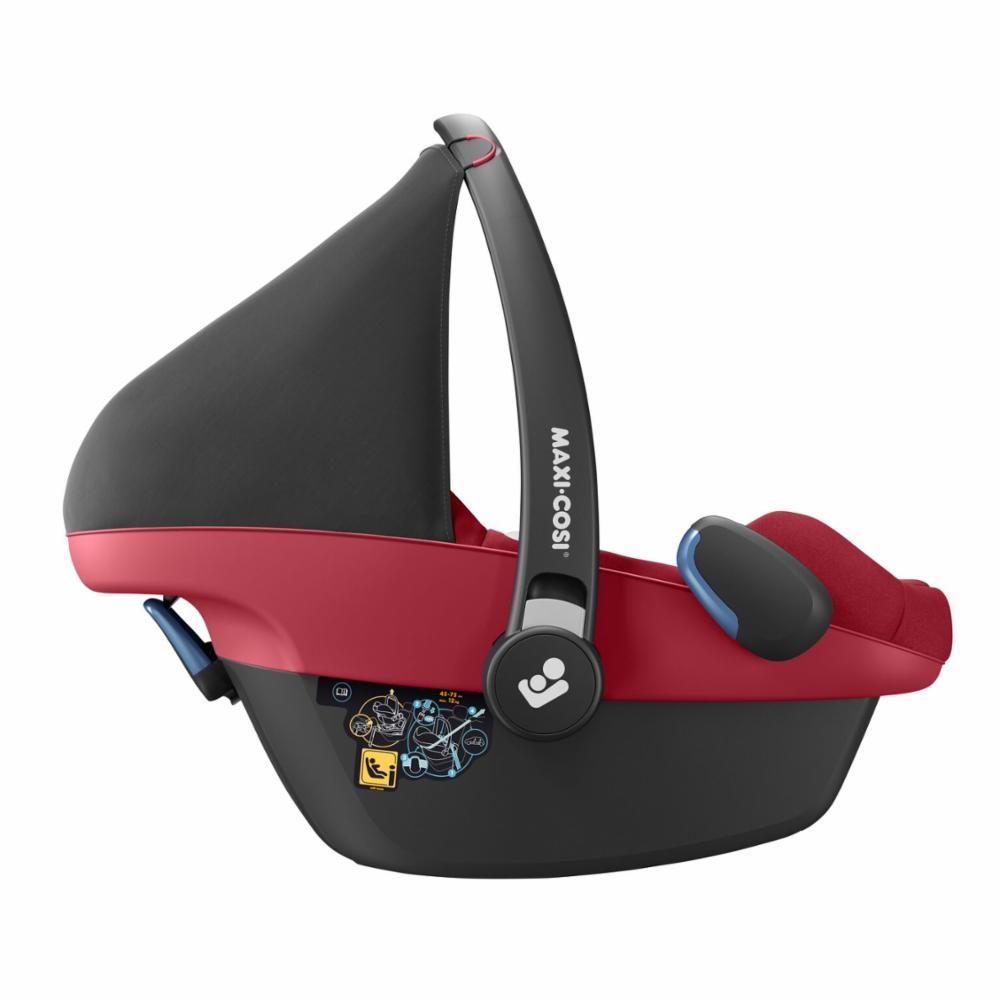 Turvakaukalo Maxi-Cosi Pebble Pro I-Size, Essential Red