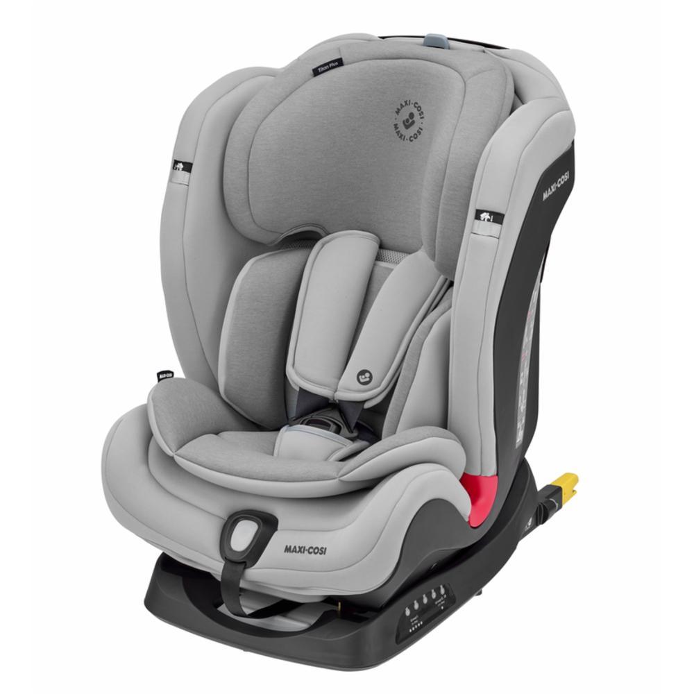 Turvaistuin Maxi-Cosi Titan PLUS 9-36kg, Authentic Grey