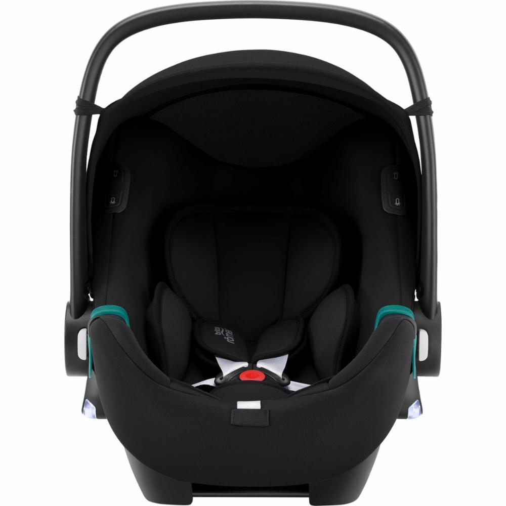 Britax Baby-Safe iSENSE, Space Black