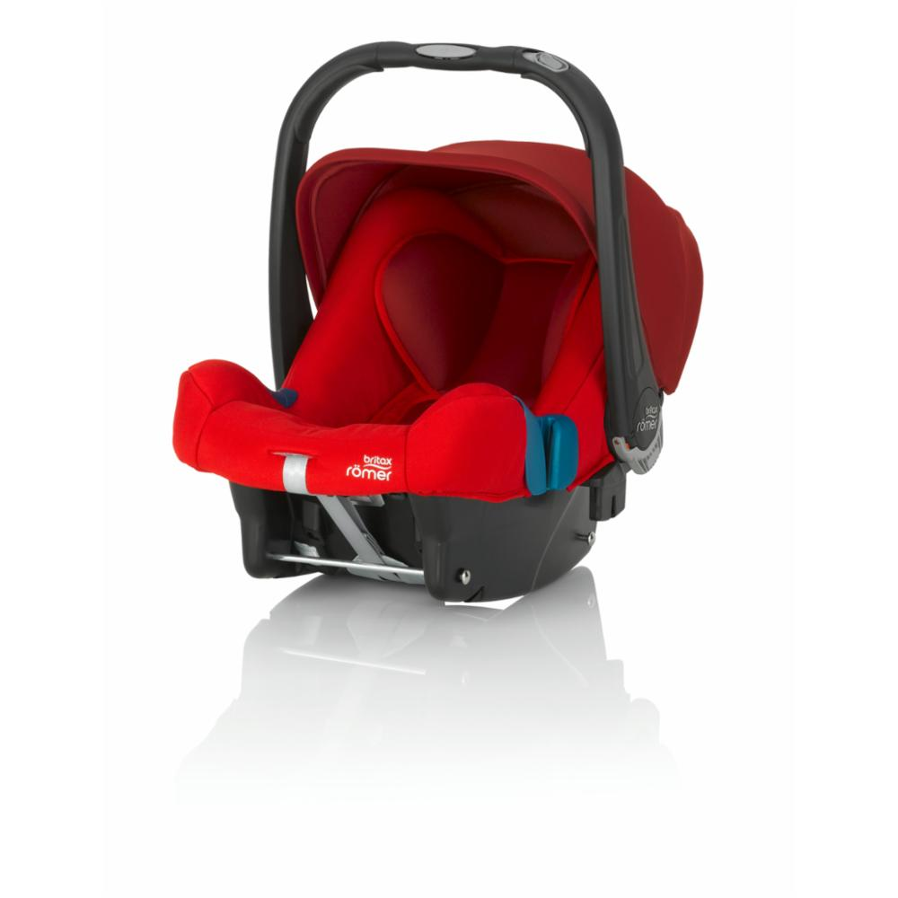 Turvakaukalo Britax SHR Baby safe 2, Flame Red