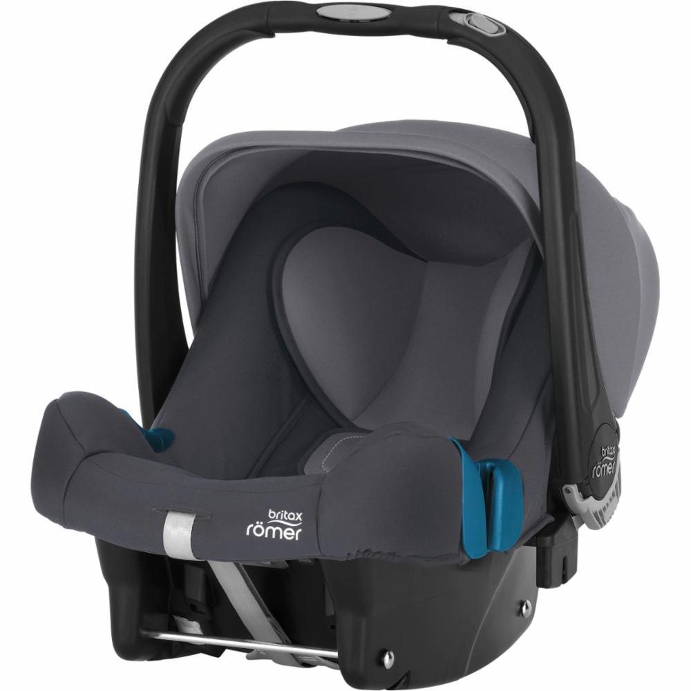 Turvakaukalo Britax SHR Baby safe 2, Storm Grey