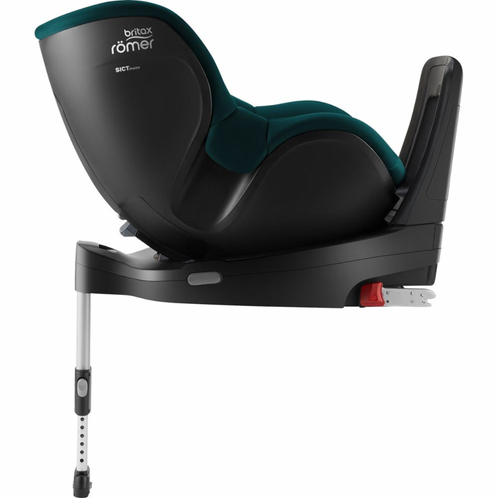 Brx Dualfix 3 i-Size, Atlantic Green