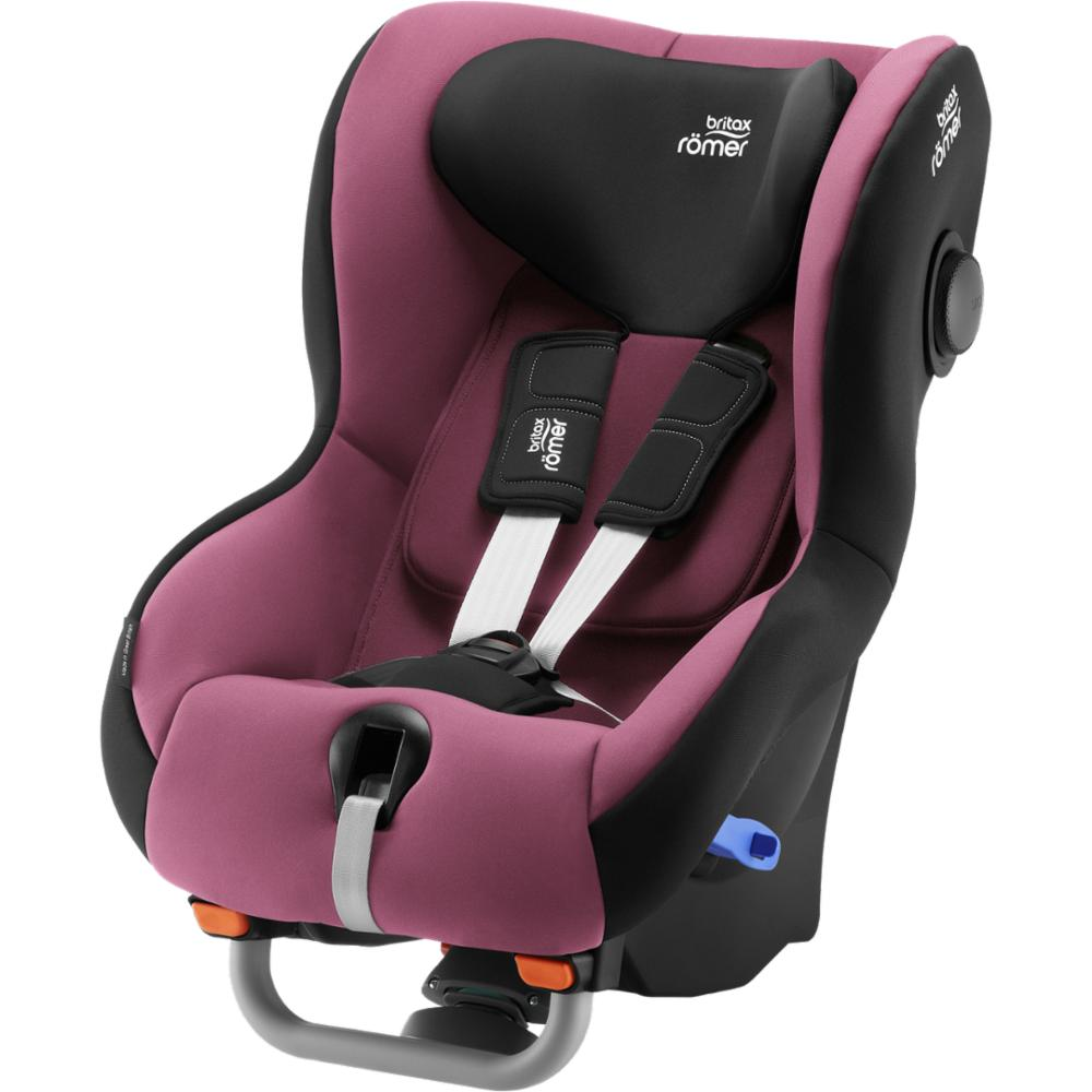 Turvaistuin Britax Max-Way PLUS, Wine Rose