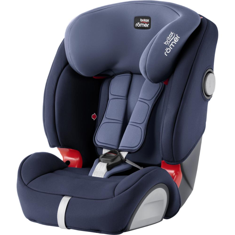 turvaistuin britax evolva 123 sl sict moonlight blue. Black Bedroom Furniture Sets. Home Design Ideas