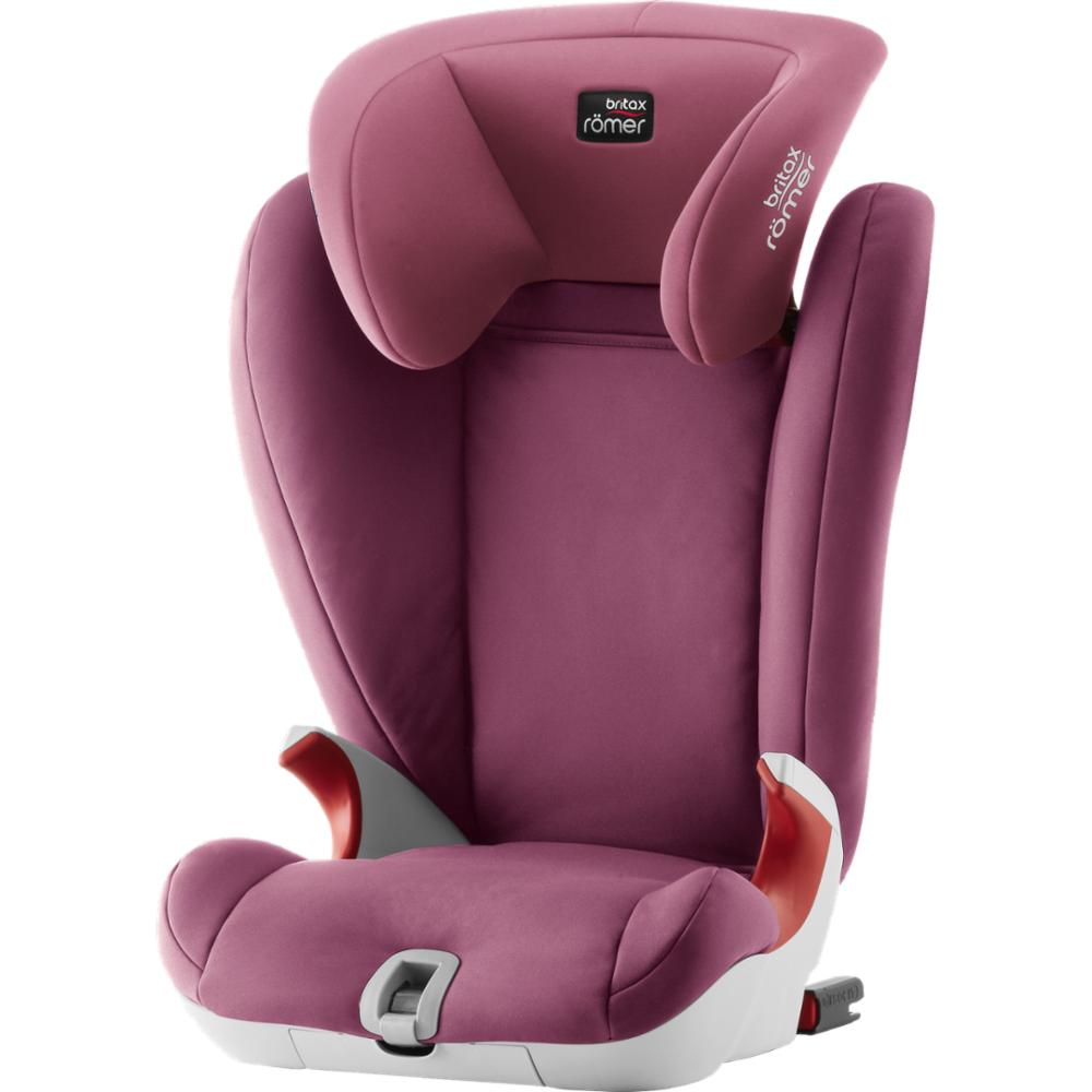 Turvavyöistuin Britax Kid Fix SL, Wine Rose