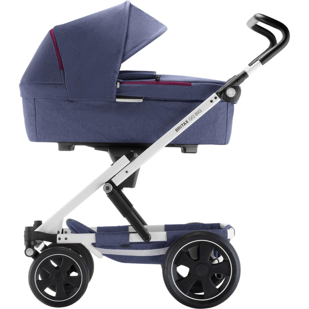 Lastenrattaat Britax Go BIG 2, Oxford Navy