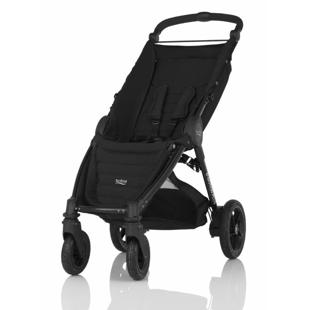 Lastenrattaat Britax B-Motion 4 PLUS, Musta