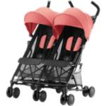 Kaksostenrattaat Britax Holiday DOUBLE, Coral Peach