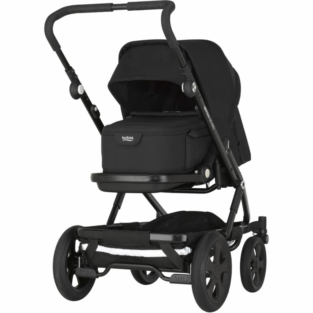 Lastenrattaat Britax Go BIG, Cosmos Black