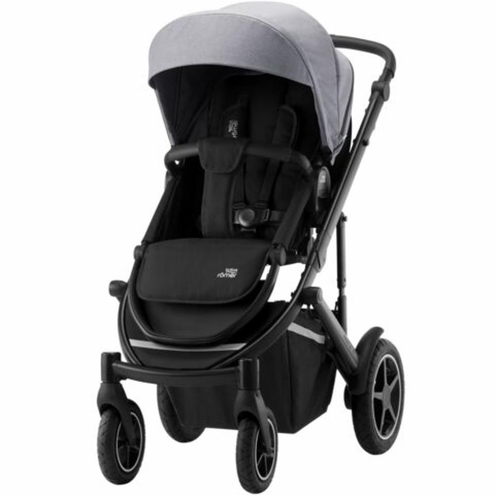 Lastenrattaat Britax Smile 3, Frost Grey/Black