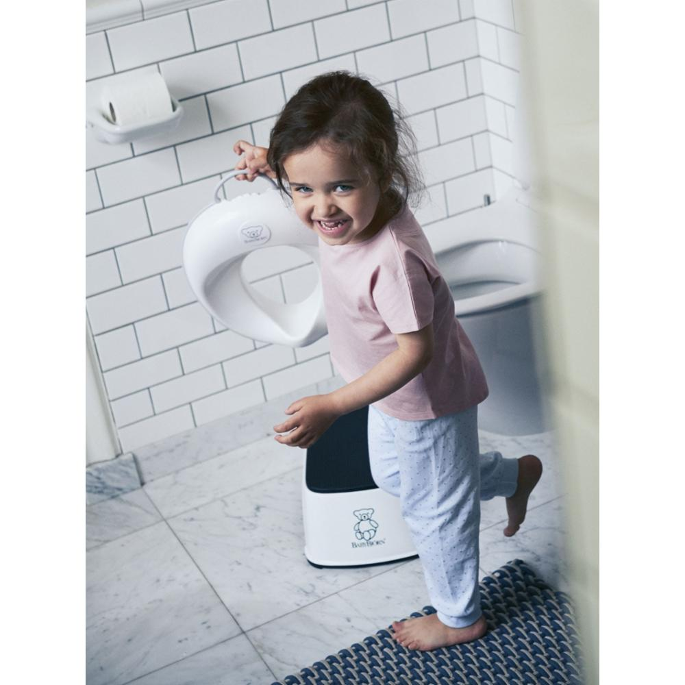 Baby Björn WC-supistaja, Valk&harmaa