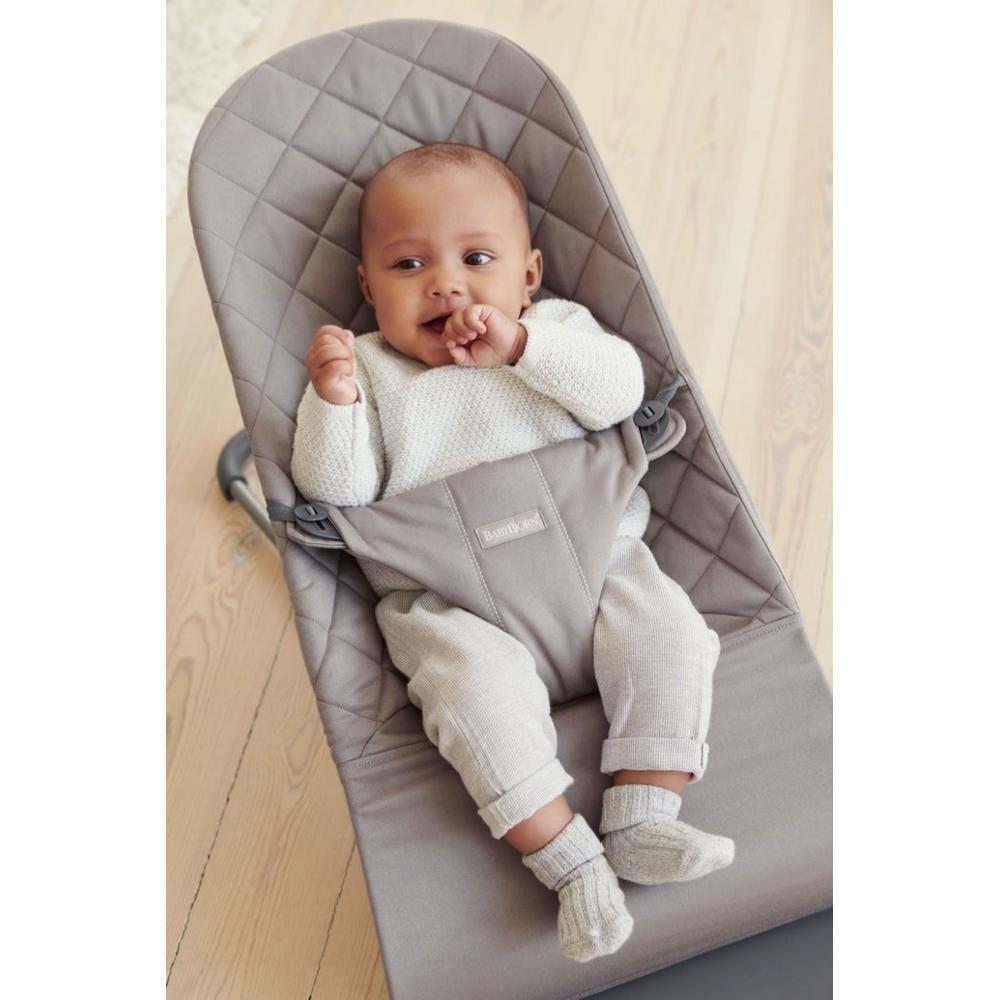 Baby Björn Babysitteri Bliss, Sand Grey