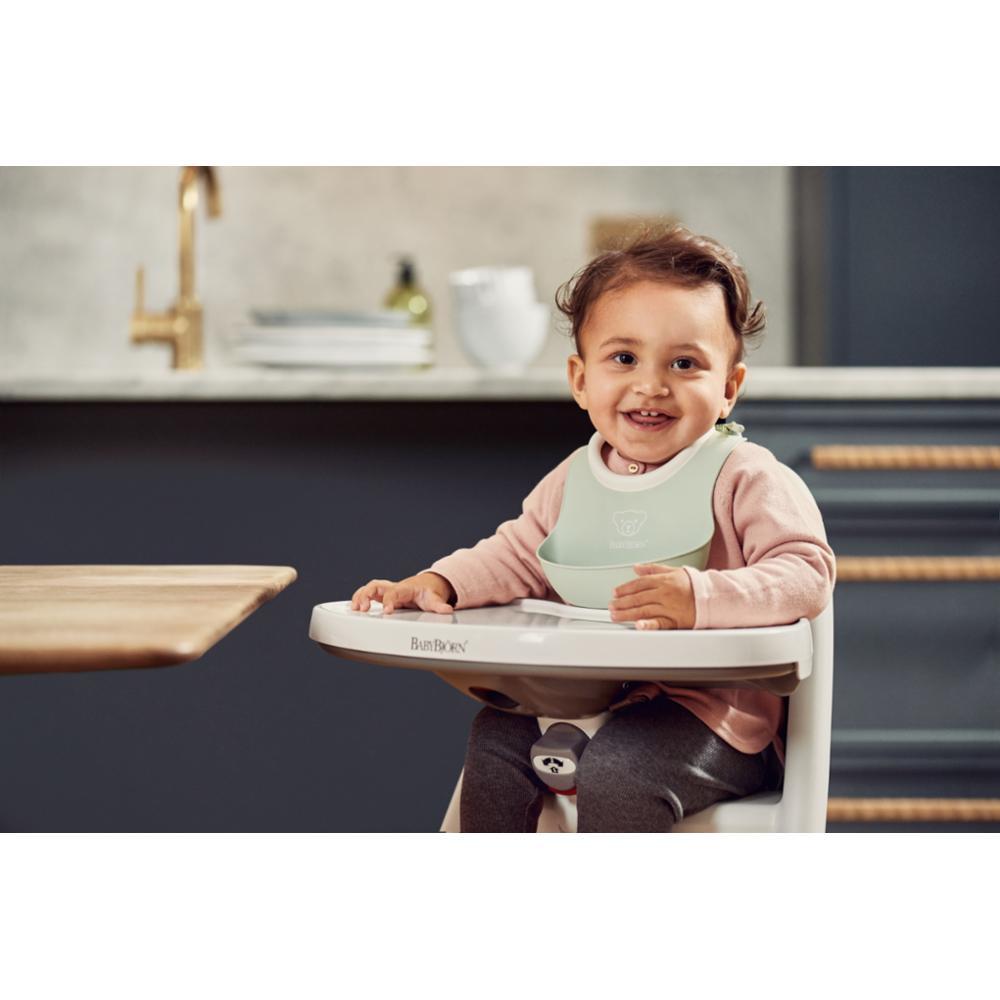 Baby Björn  Pieni Koururuokalappu 2kpl, Vaaleanpunainen/Vihreä