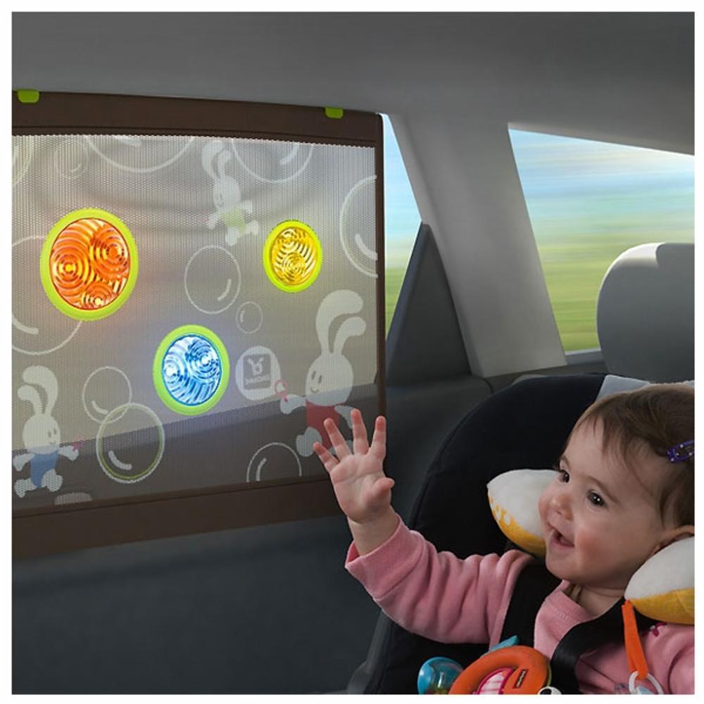 Bubble Dreams Aurinkoverho autoon