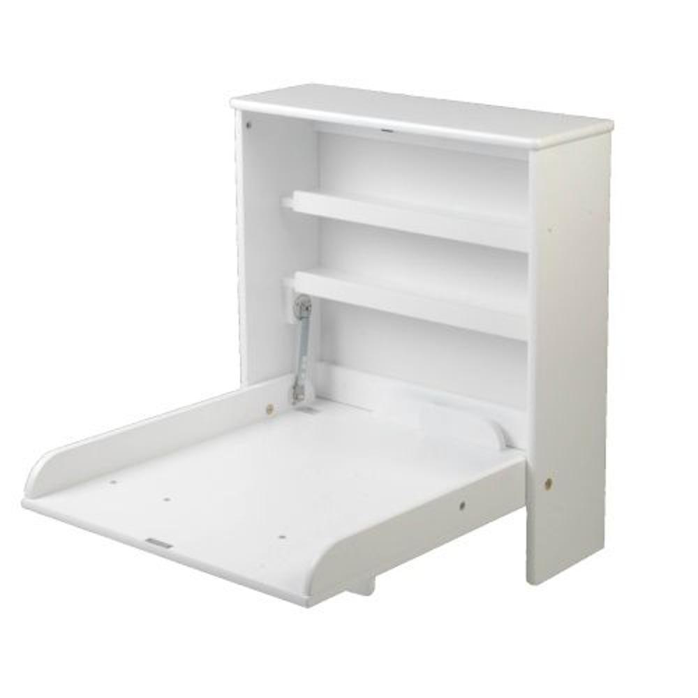 Troll Seinähoitopöytä, Valkoinen