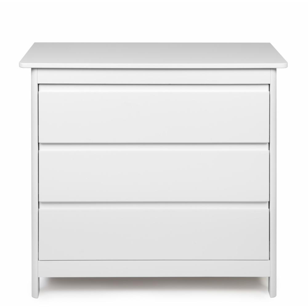 Troll Hoitopöytä Lukas laatikosto, Valkoinen