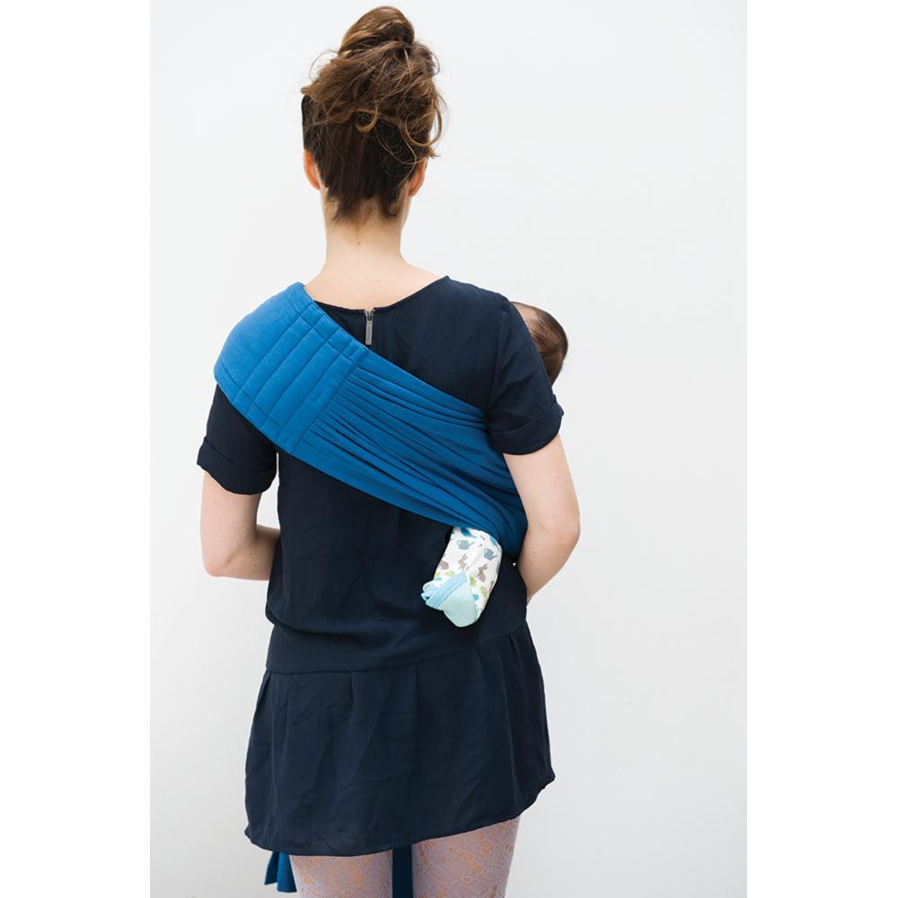 Kantoliina BB-sling, Musta